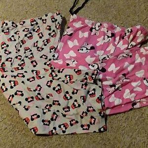 Disney pajama bottoms